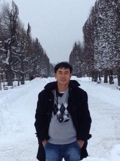 คุณอุดม ฐิตวัฒนะสกุล เที่ยวชมหิมะที่ยุโรป
