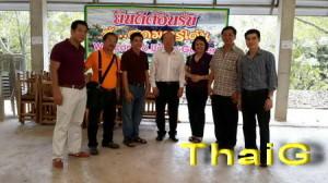 รัฐมนตรีเกษตรของเวียดนาม บินมาดูงานเกษตรที่อุดมการ์เด้น
